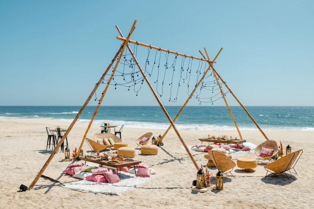 Cabo San Lucas Beach Destination Wedding Venue